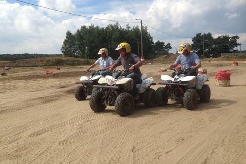 Conduire un quad