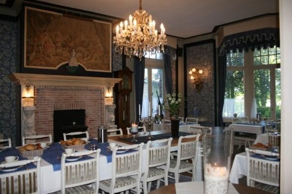 Chambre d'hôtes dans un château