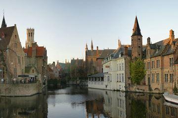 Un délicieux High tea à Bruges