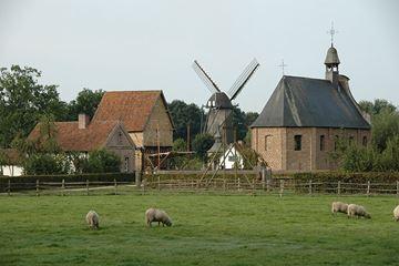 Vespa route Limburg