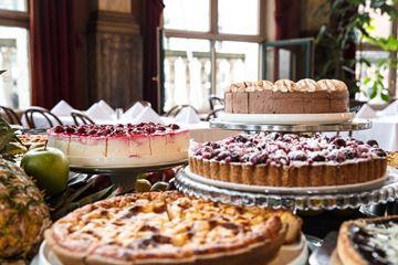 gâteaux théâtre