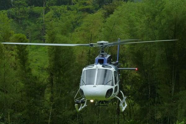 Pilotez un hélicoptère